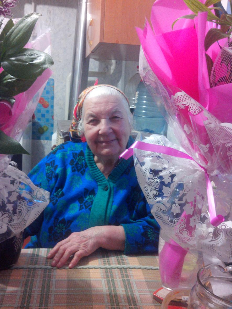 Наша любимая бабушка