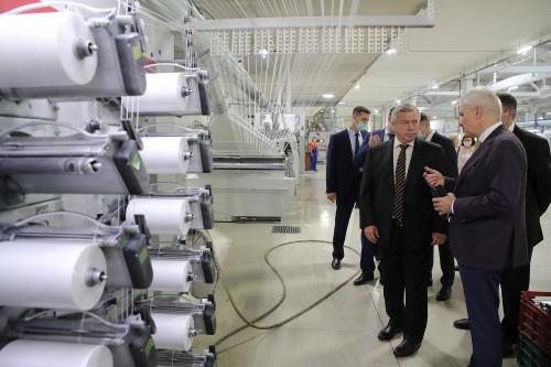 Валовой региональный продукт Ростовской области вырос на 8,7%